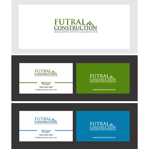 Build an interesting custom logo for a builder looking for interesting customers.