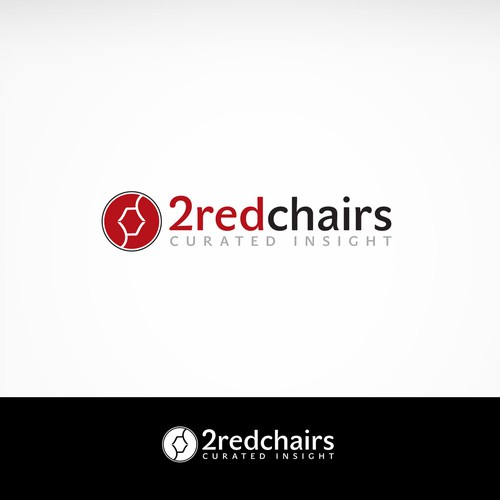 Create the next logo for 2 Red Chairs