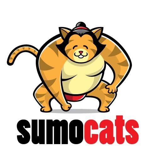 Sumo Cats Logo