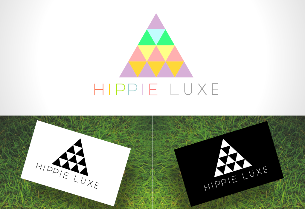 logo for Hippie Luxe