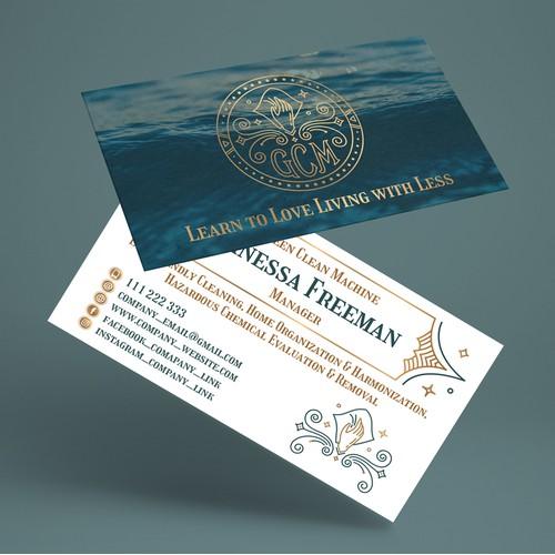 Business Card - GCM