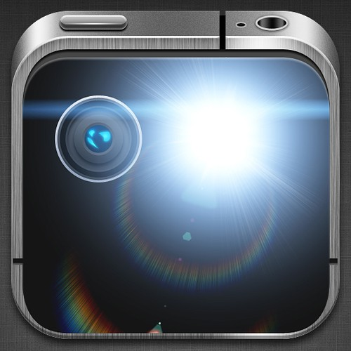 iOS Retina Icon for Shiny