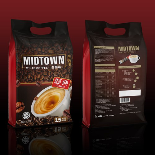 Midtown White Coffee