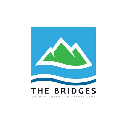 Logo for private resort, Green Mountains of Vermont