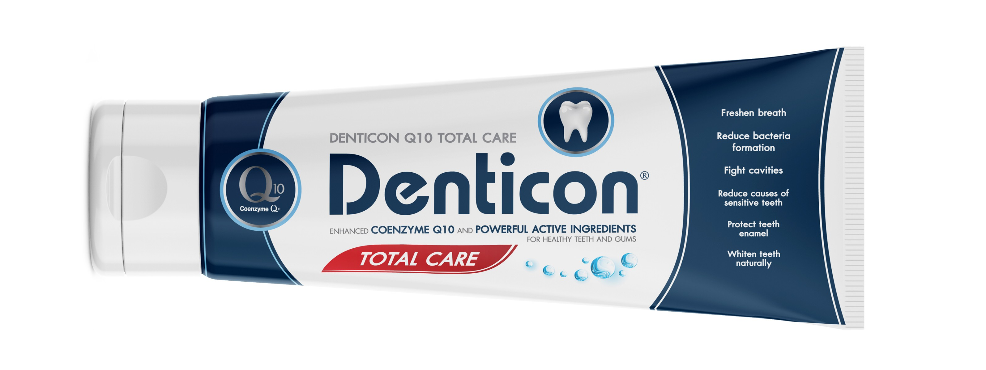 minor change toothpaste package design