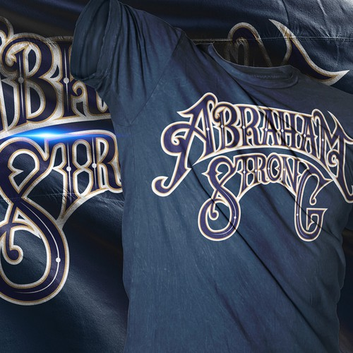 tees concept fo abraham strong