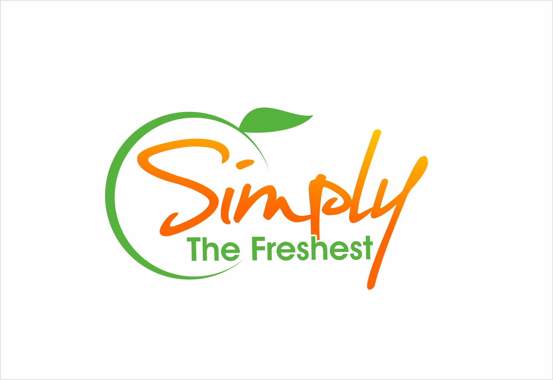 logo for Simply The Freshest