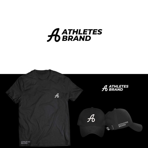 Athletes Brand Logo