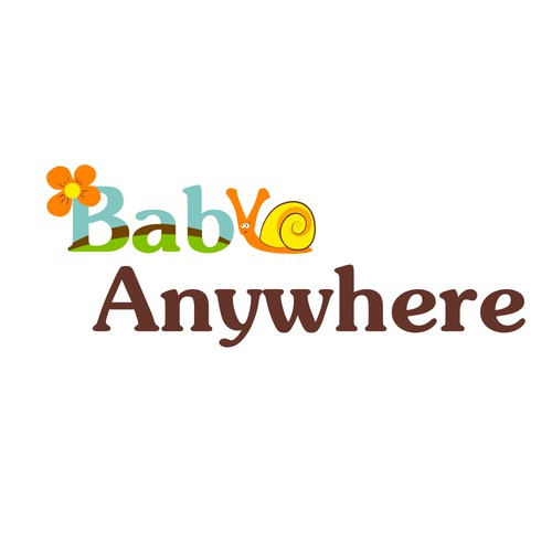 Create the next logo for BabyAnywhere