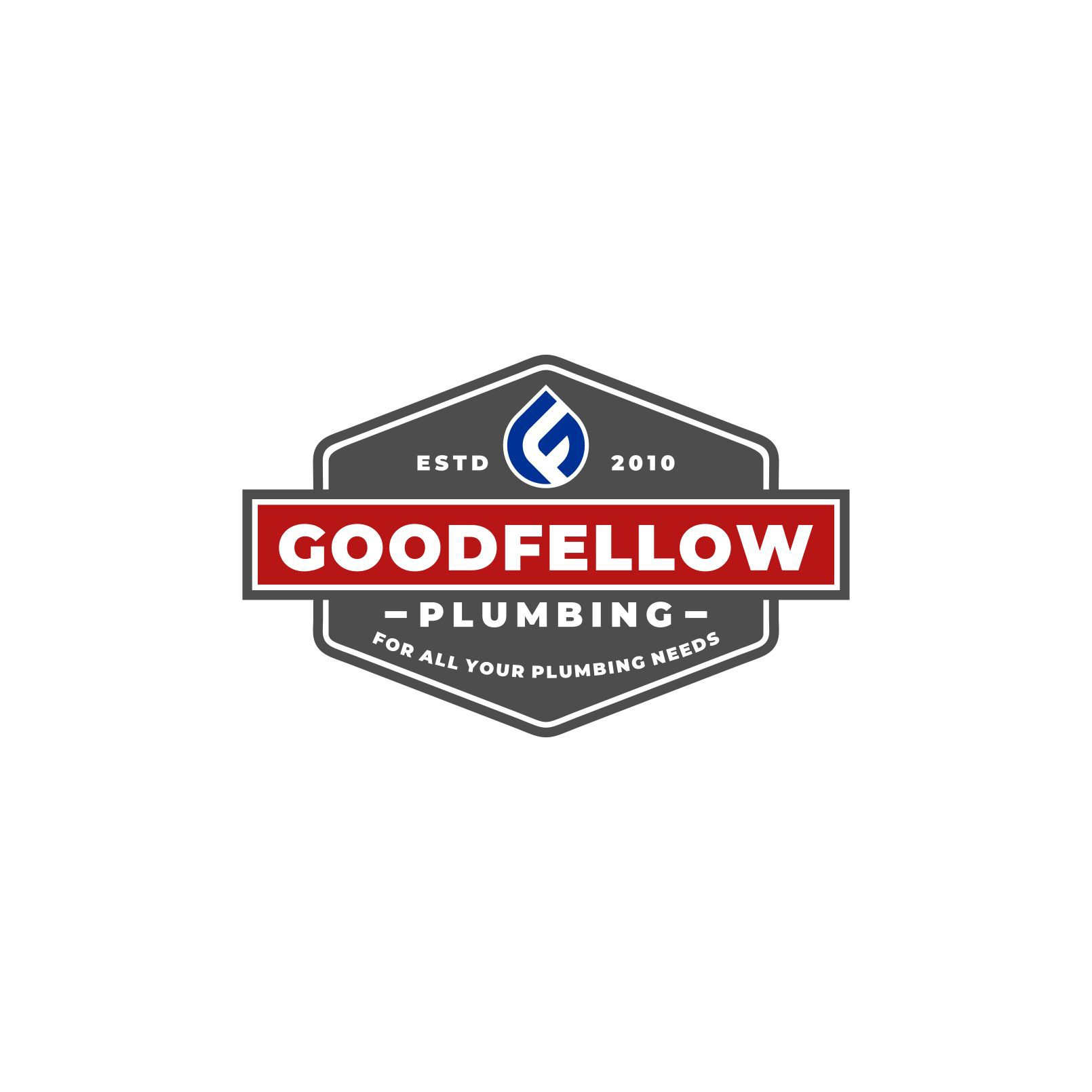 Contest for new logo for Goodfellow Plumbing