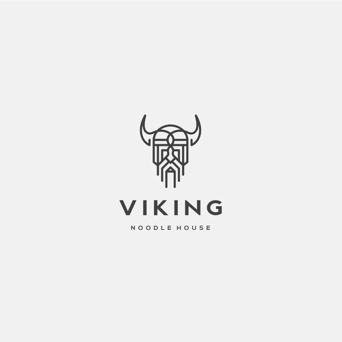Lineart Viking