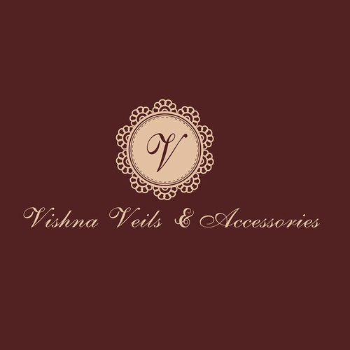 Create a simple luxury logo for a wedding industry business
