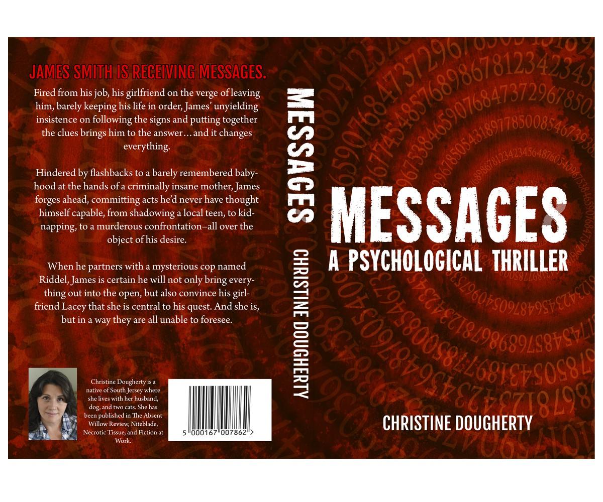 Book Cover for a Psychological Thriller