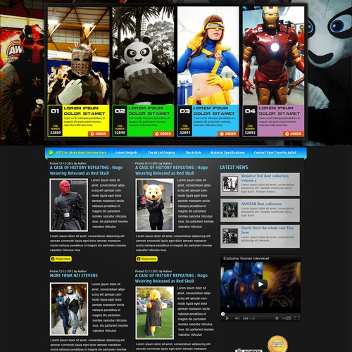 Help Find Your Collectables with a new website design