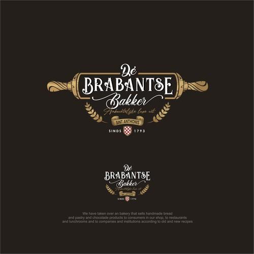 Logo concept for DE BRABANTSE