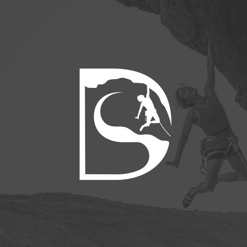 Create professional climber Sasha DiGiulian's new logo