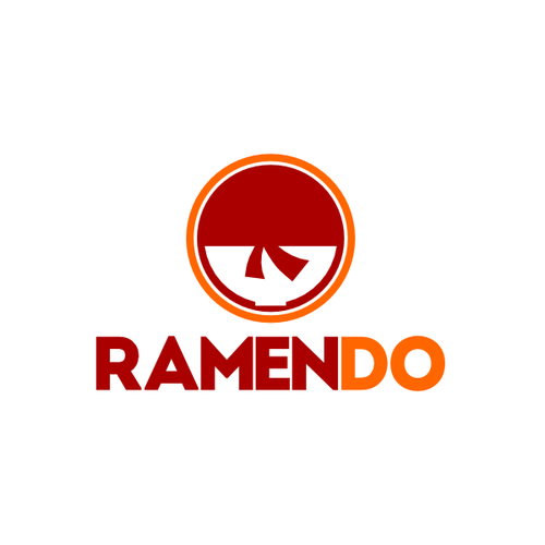 RamenDo Logo Design (Finalist)