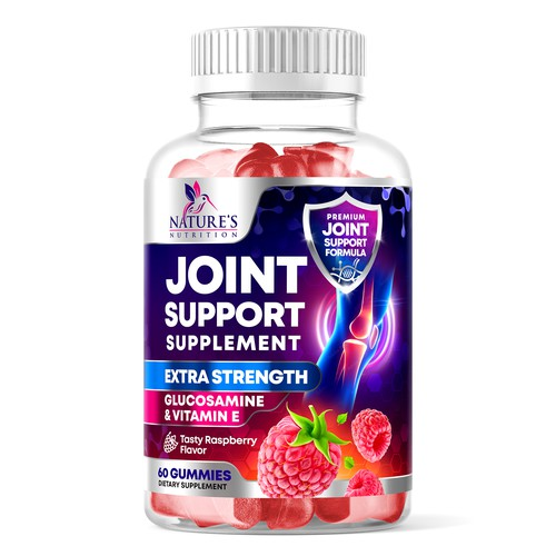 Nature's Nutrition Joint Support Supplement