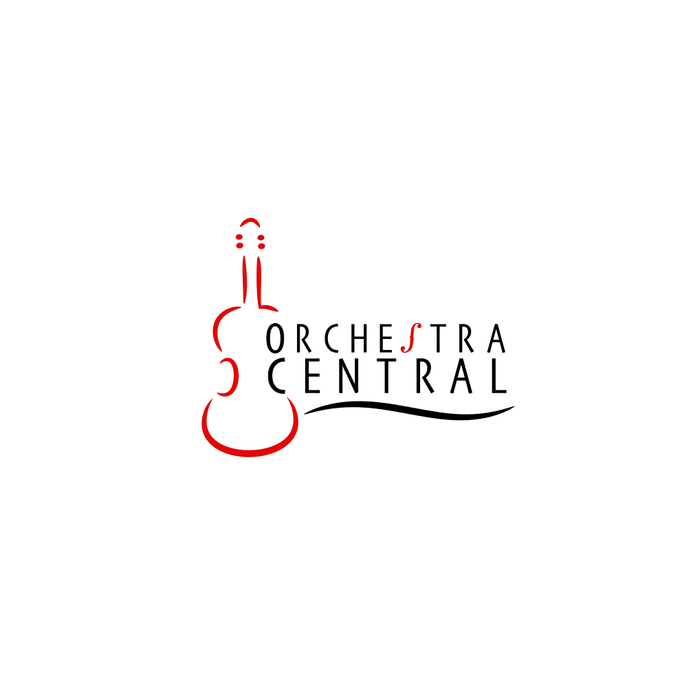 Logo for an orchestra website