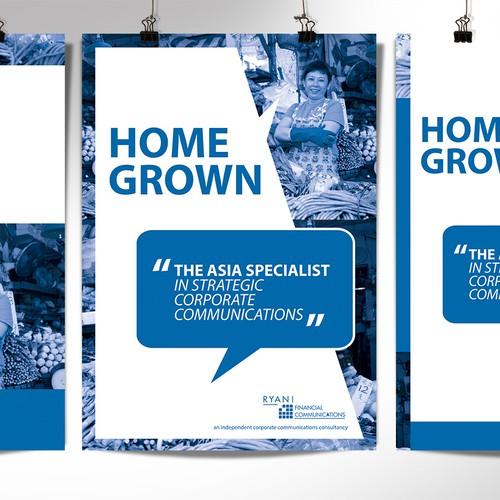 Creative Corporate Poster Design