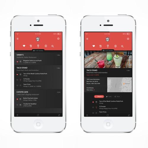 Restaurant Search App