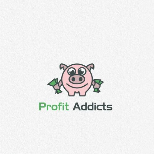 profit addict logo