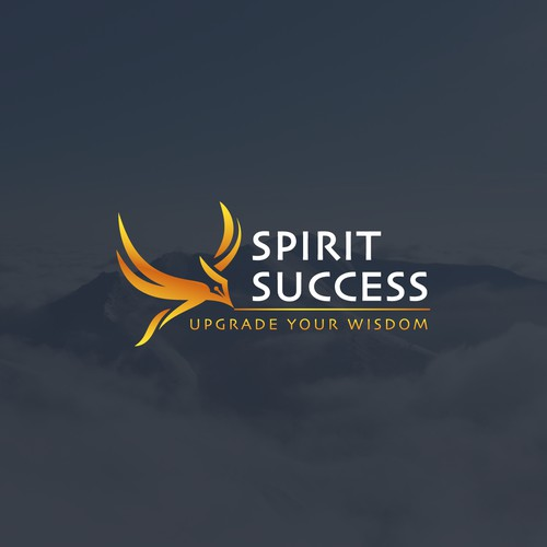 logo for spiritual blog