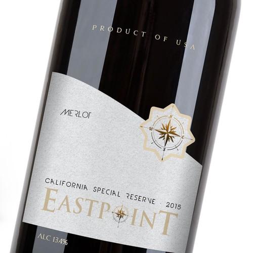 Eastpoint Wine Label 2015