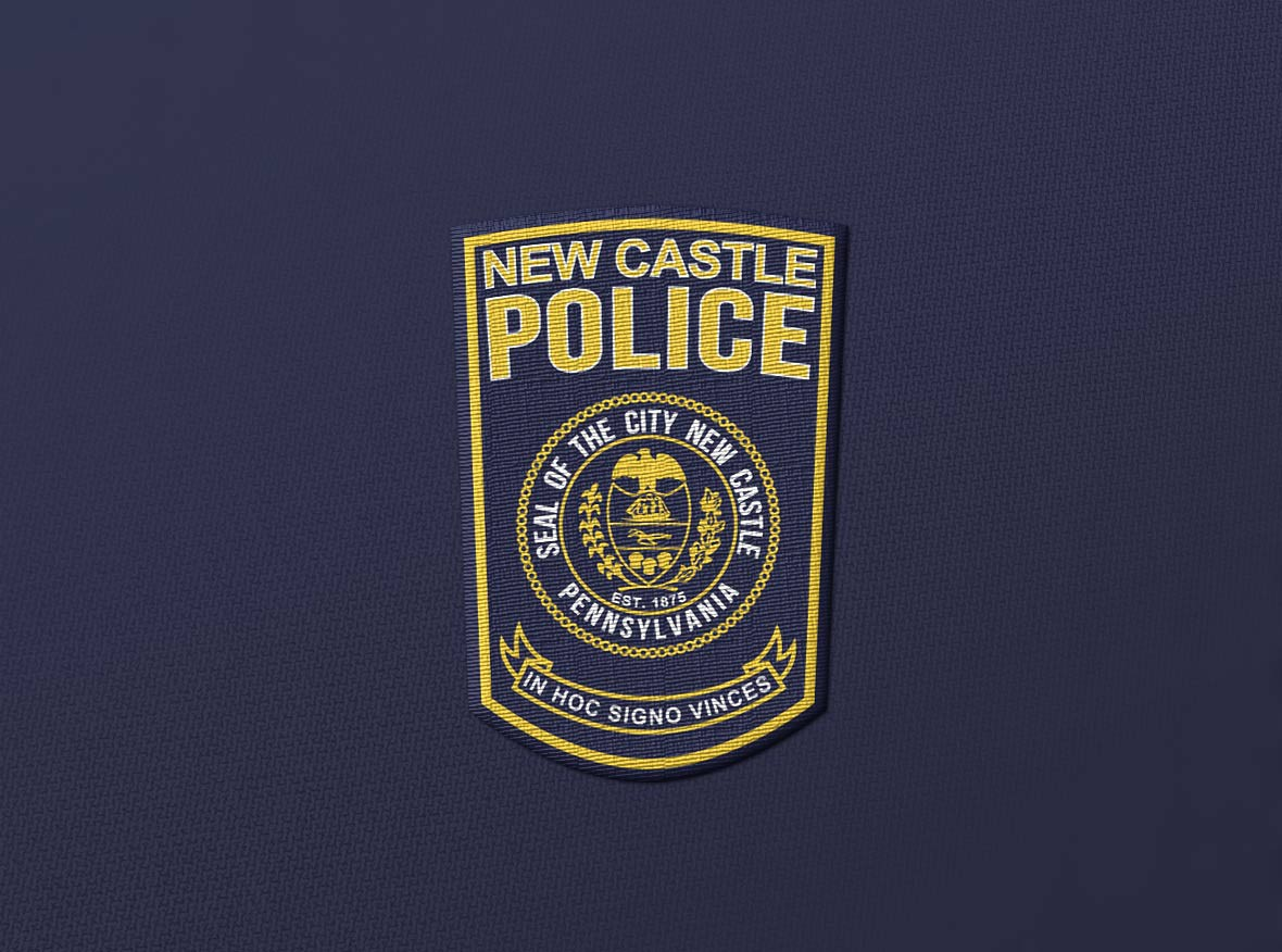 logo for New Castle Police Department