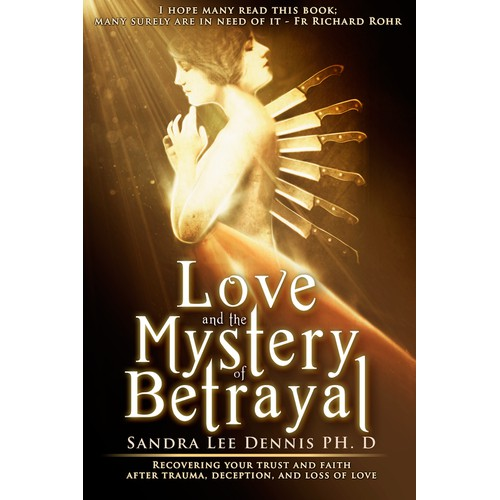 Create a stunning design w/ existing image of betrayal