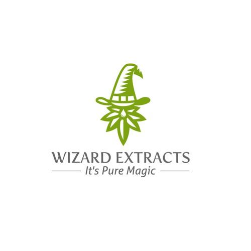 Cannabis Wizard Logo