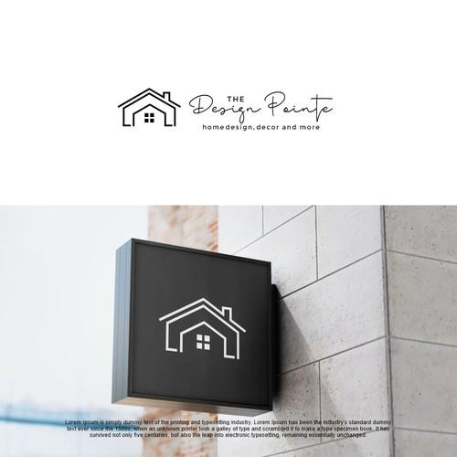 Logo for Interior Design Consultant