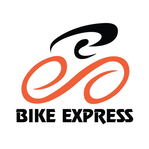 Logo para negocio de ciclismo