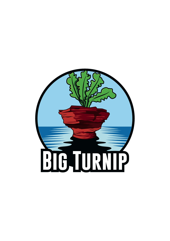 "Make a Turnip into an Island for Hiking Accessories Co ""Big Turnip"""