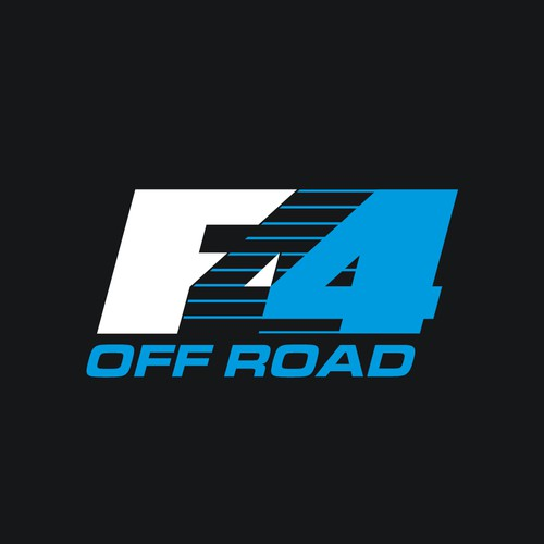 F4 Off Road Logo