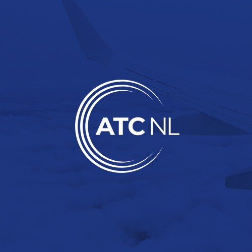 Cool logo for air traffic control consultancy company