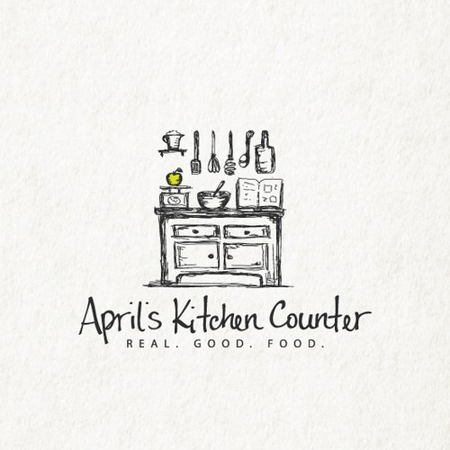 April`s Kitchen Counter
