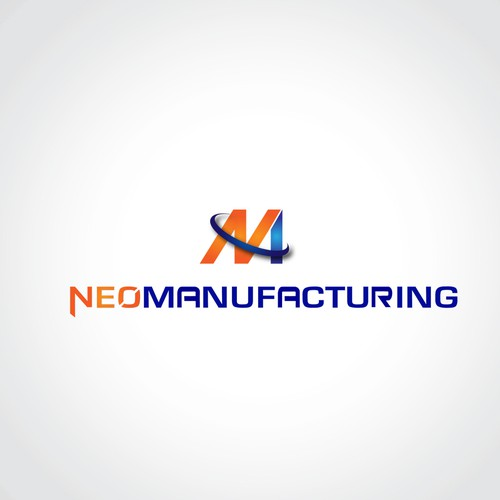 Logo for a manufacturing company