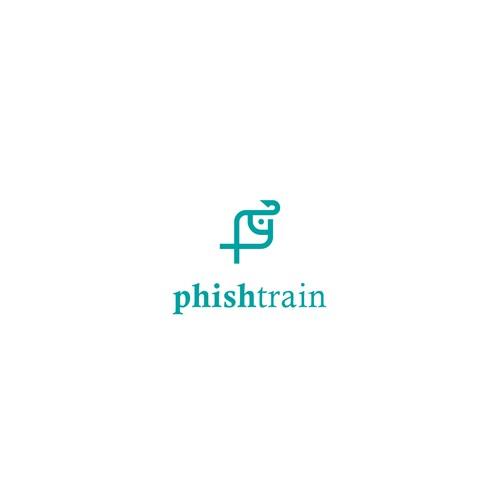 Logo for phistrain company