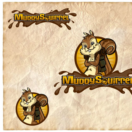 Muddy Squirrel needs a new logo