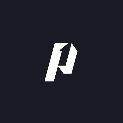 P 1 logo