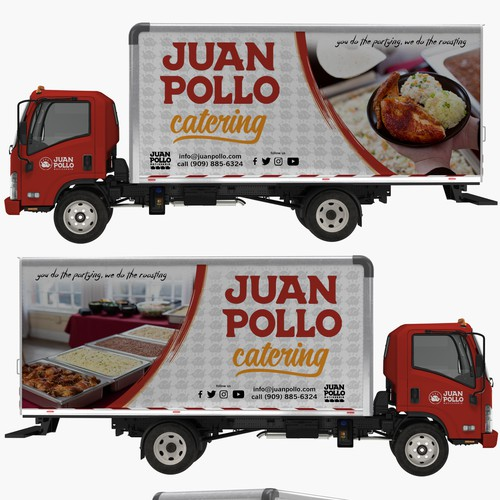 Juan Pollo Catering