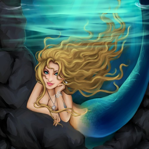 STUNNING MERMAID to UNLEASH your CREATIVITY (&make any sailor leave reality for the underworld!)