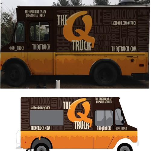 Quesadilla Truck