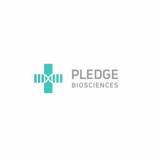 Pledge Logo Concept