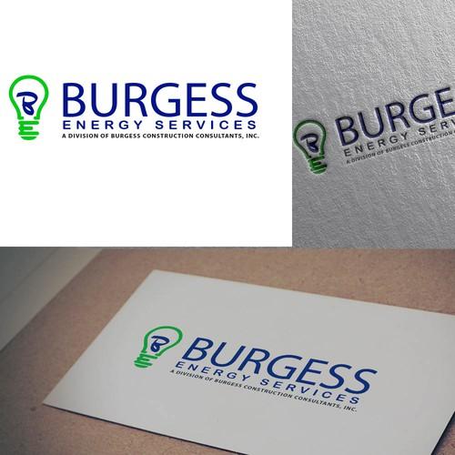 Logo for energy efficiency company