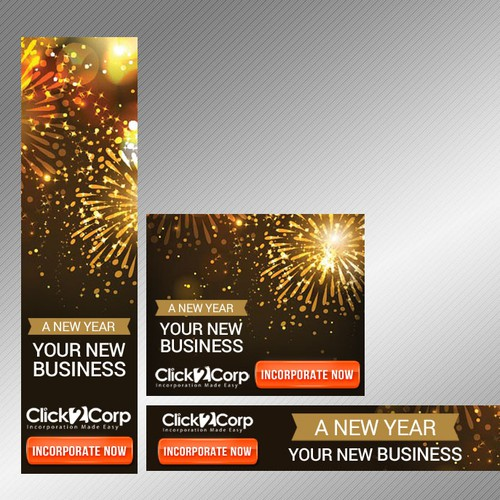 Click2Corp New Years Ad