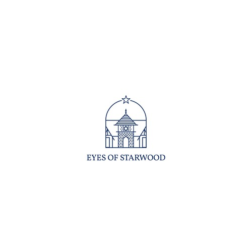 Logo concept for Eyes of Starwood