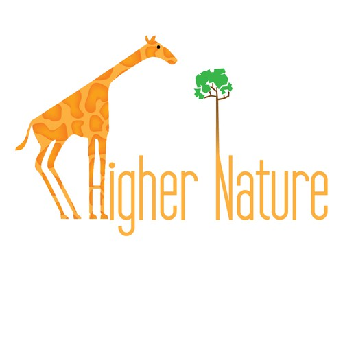Create the next logo for Higher Nature