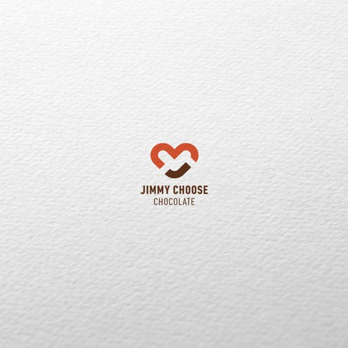 Logo for chocolate bar service